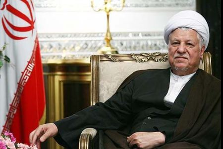 Ayatollah Rafsanjani: Future Talks Subject to Mutual Trust